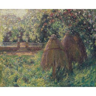 The Museum Outlet - The Beehives, Gerberoy, 1907 - Poster Print Online Buy (24 X 32 Inch)