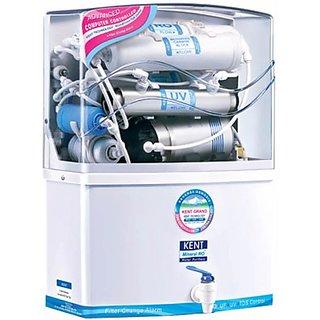 Venkateshvara  Grand 8 L RO + UV +UF Water
