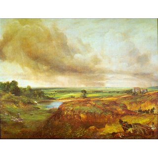 The Museum Outlet - Hampstead Heath by Constable - Poster Print Online Buy (24 X 32 Inch)