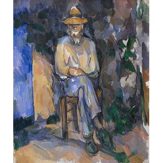 The Museum Outlet - The Gardener, 1906 - Poster Print Online Buy (24 X 32 Inch)