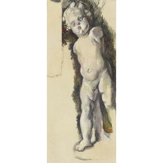 The Museum Outlet - The Plaster Cupid, 1892-94 - Poster Print Online Buy (24 X 32 Inch)