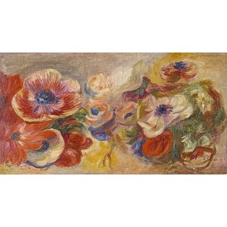 The Museum Outlet - Anemones 06 - Poster Print Online Buy (24 X 32 Inch)