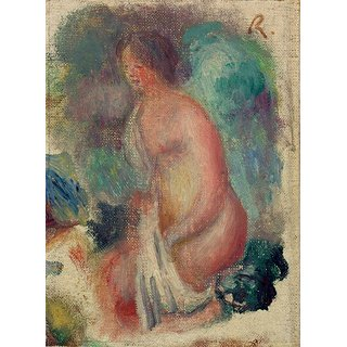 The Museum Outlet - Bather 02 - Poster Print Online Buy (24 X 32 Inch)