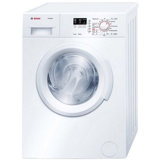 Bosch 6 Kg WAB16060IN Front Load Fully Automatic Washing Machine White