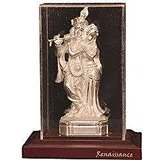 Radha Kishana with Box - Statue Sculpture Home Decor, Ideal Gift to Your Loved Ones