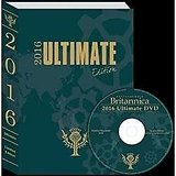 BRITANNICA ENCYLOPEDIA 2016 PC DVD ROM  2016 ULTIMATE EDITION REFERENCE PC DVD ROM