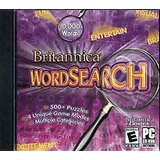 Encyclopedia Britannica Word Search (CD)