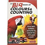 My Big Book of Colours and Counting by CHERRY'S