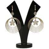 GM International Golden Colour New Design Brass Earrings For Women (GM-EAR-62)