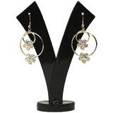 GM International Golden Colour New Design Brass Earrings For Women (GM-EAR-76)