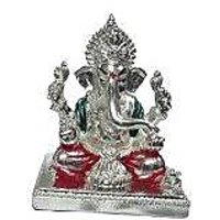 Patla Ganesha - Statue Sculpture Home Decor, Ideal Gift to Your Loved Ones