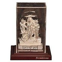 Ramdarbar with Box - Statue Sculpture Home Decor, Ideal Gift to Your Loved Ones