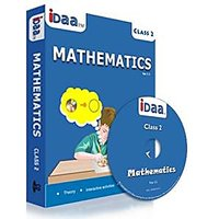 Idaa Class 2 Mathematics Educational CBSE (CD)