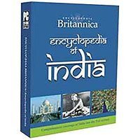 Encyclopaedia Britannica Encyclopaedia of India (PC)
