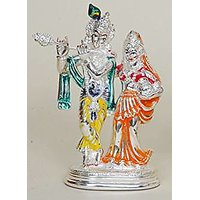 Radha Krishna - Statue Sculpture Home Decor, Ideal Gift to Your Loved Ones