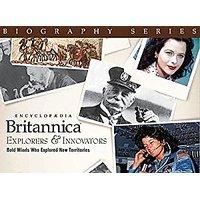 Encyclopedia Britannica Explorers and Innovators (CD)