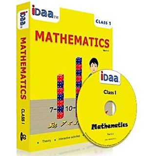 Idaa Class 1 Mathematics Educational CBSE (CD)