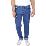 X20 Jeans Light Blue Denim Lycra Jeans for Men