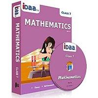 Idaa Class 7 Mathematics Educational CBSE (CD)