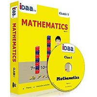 Idaa Class 1 Mathematics Educational CBSE (CD)