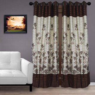Double Panel Curtain (Window)