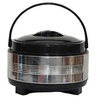 Indo Hot Pot Magna Thermo Steelware Stainless Steel 4200 Ml Casserole