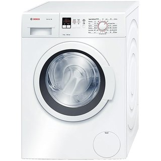 Bosch 7 Kg Wak20160in Front Load Fully Automatic Washing Machine White