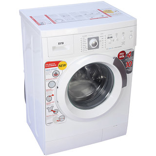 IFB Eva Aqua VX LDT 6 Kg Front Load Fully Automatic Washing Machine White