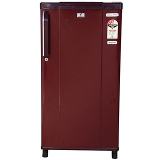 Videocon 170 Ltr VAE183BR Single Door Refrigerator - Burgundy