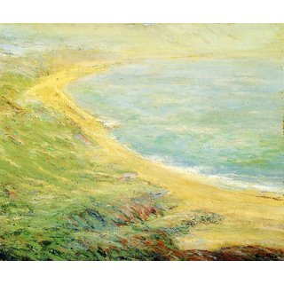 The Museum Outlet - Bluff at Pourville, 1910 - Poster Print Online Buy (24 X 32 Inch)