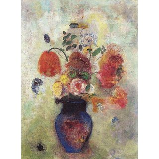 The Museum Outlet - Bouquet of Flowers, 1912 - Poster Print Online Buy (24 X 32 Inch)