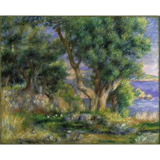 The Museum Outlet - Landscape near Manton, 1883 - Poster Print Online Buy (24 X 32 Inch)