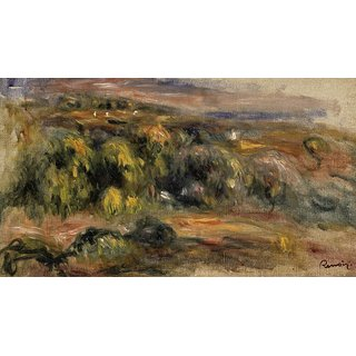 The Museum Outlet - Landscape (sketch), 1908-12 - Poster Print Online Buy (24 X 32 Inch)