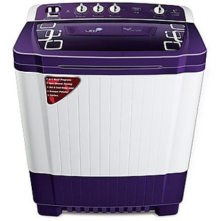 VIDEOCON WM VS85P18-RPK VIRAT ULTIMA PLUS 8.5KG Semi Automatic Top Load Washing Machine