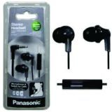 Panasonic Rp Tcm120e K In The Ear Headset With Mic For Mobiles