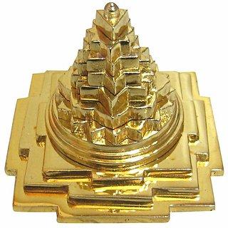 Pusyamrut yoga siddha Maha Meru Shree Yantra 3 Inch