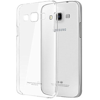 Heirloom Quality Samsung G355 CORE 2 Transparent Flaxible Cover