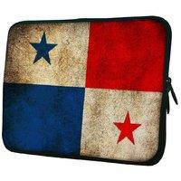 Snoogg Panama 10.2 Inch Soft Laptop Sleeve