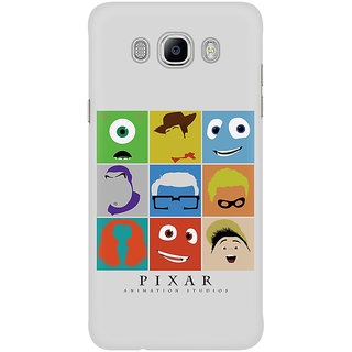 Dreambolic Disney Pixar Characters Mobile Back Cover