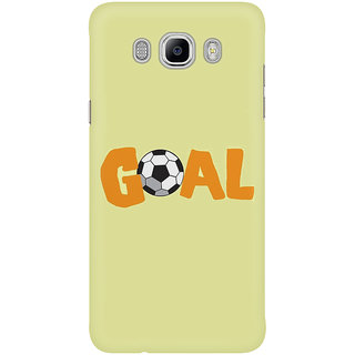 Dreambolic Goal With Soccer Mobile Back Cover