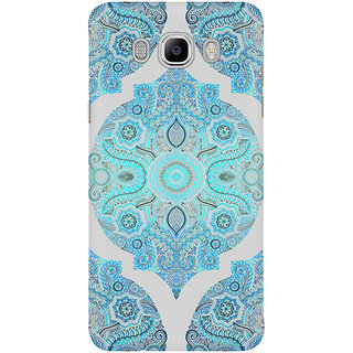 Dreambolic Moroccan Pattern Mobile Back Cover