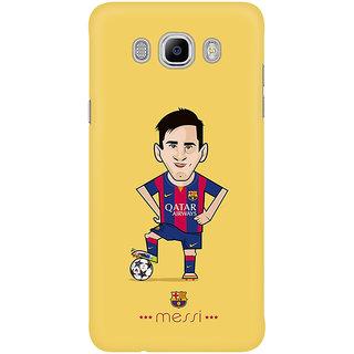 Dreambolic Messi Graphic Mobile Back Cover