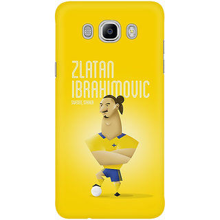 Dreambolic Ibra Mobile Back Cover
