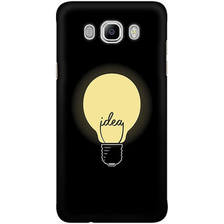 Dreambolic Idea! Mobile Back Cover