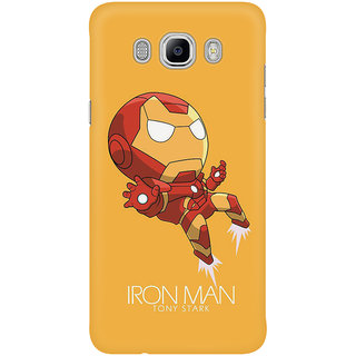Dreambolic Iron Man Mobile Back Cover