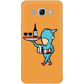 Dreambolic Captain Waiter Mobile Back Cover