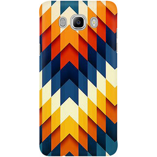 Dreambolic Chech Pattern Mobile Back Cover