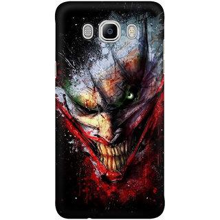 Dreambolic Joker Art Mobile Back Cover
