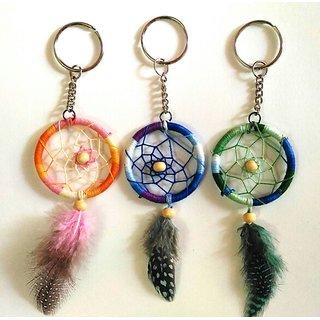 Beautiful keychain/dreamcatcher/dream catcher key chain