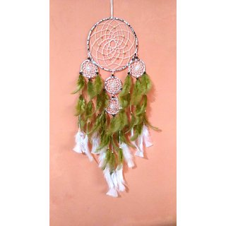 Extra large dreamcatcher/bohemian dream catcher/wall hanging/feathered dreamcatcher